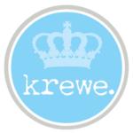Logo for Krewe brand childrens clothing