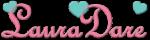 Logo for Laura Dare brand childrens sleepwear