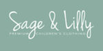 Logo for Sage & Lilly brand childrens clothing